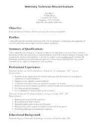 Vet Tech Resume Simple Veterinary Technician Resume Templates Inspirational Assistant