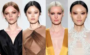 leanne marhsall f w 2016 natural makeup makeup skincare trends spring fall 2017