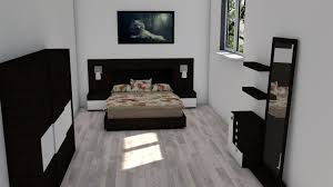 Interior  Modern House Interior Exterior Design D Model Rigged - Interior exterior designs