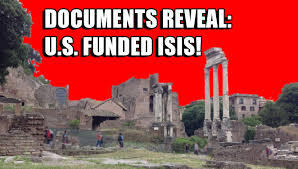 Image result for america funds isis