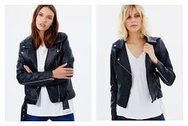 l r a h rider pu belted jacket 129 95 here a h clover pu biker jacket 99 95 here m