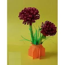 Paper Flower Pots Paper Flower Pots