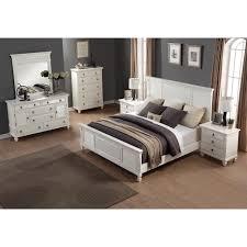 Queen Bedroom Sets Sale Shop Regitina White 6 Piece Queen Size ...