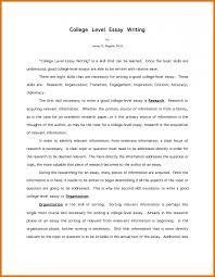 example of college essay modern bio resumes example of college essay narrative essay example college