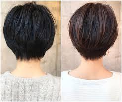 首を細くみせるえりあしはショートヘアだからできる ショートヘア