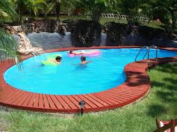 average cost of small inground pool