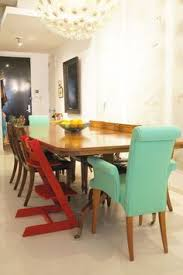 little green notebook host and high chairs find this pin and more on dining room