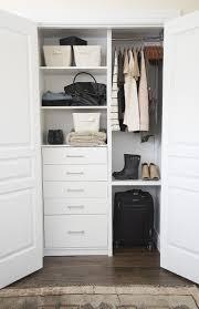 small custom closets for women. A Custom Closet For The Guest Room - Tuesday Small Closets Women I