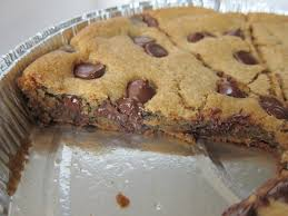 pizza hut chocolate chip cookie. Unique Chip Review Pizza Hut  Ultimate Hersheyu0027s Chocolate Chip Cookie  Brand Eating To 2