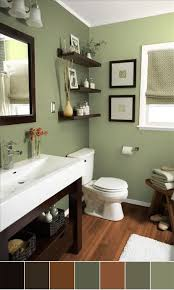 Best 25 Bathroom Color Schemes Ideas On Pinterest  Guest Country Bathroom Color Schemes