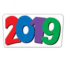 Resultado de imagen de 2019