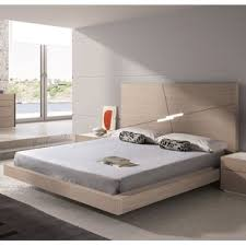 modern platform bed with lights. Bridgeport Platform Bed Modern With Lights K