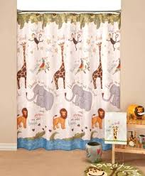 Cool shower curtains for kids Dr Seuss Safari Shower Curtain With Inspirational Animal Themed For Kids Trendy Shower Curtains Safari Shower Curtain With Inspirational Animal Themed For Kids Antalyaisrehbericlub Safari Shower Curtain With Inspirational Animal Themed For Kids