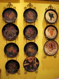 decorative plates wall hanging endearing 60 design ideas of tips