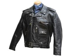 type j 106 motorcycle jacket heavy front quarter horsehide