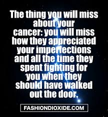 Cancer Sign Quotes
