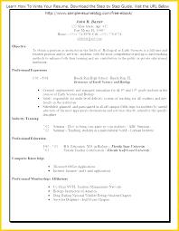 Student Resume Builder Extraordinary Free Resume Builder Download Xpopblog