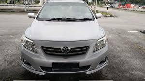 2010 Toyota Corolla Altis 1.8 (A) *Full Loan*