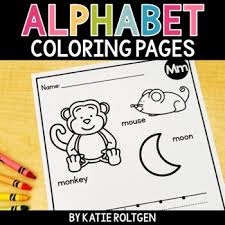 Print alphabet coloring pages for free and color our alphabet coloring! Alphabet Coloring Pages Worksheets Teaching Resources Tpt