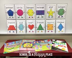 School Is A Happy Place You Better Shape Up Activities For