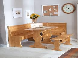 Dining Room Corner Bench For Best Custom Corner Bench Dining Table