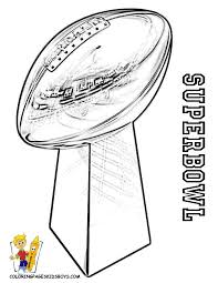 Small Picture Superbowl Coloring Sheet BadgerPacker Parties Pinterest