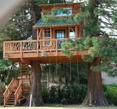 treehouses for kids. Creative Treehouses For Kids Summer Yard O