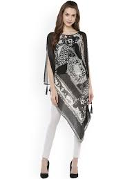 Kaftans For Women Buy Kaftan Kurtis Dresses Tops Online Myntra