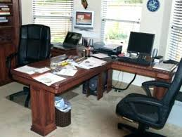 nice office desk. T Shaped Office Desk Nice Sk For The Would Be Dream Home Amazing