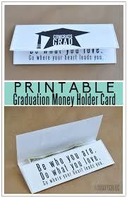 Free Printable Graduation Cards Printable Money Holder Graduation Cards