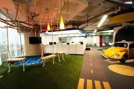 head office google. Google Amsterdam Space Recreates Iconic Landmarks Of City Within Office Head