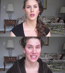 would you dump your gf if she looked ugly without makeup yahoo