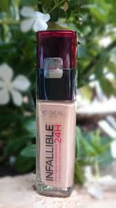 l oreal infallible stay fresh foundation