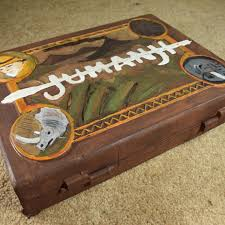 Jumanji Wooden Board Game 100D Printable Jumanji Game Board by Tanya Wiesner 75