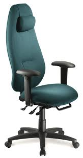 The geoCentric Extra High-Back Synchro Ergonomic Office Chair (geo-HB-S) is  a high-quality comfortable ergonomic task chair featuring a extra tall back  and ...