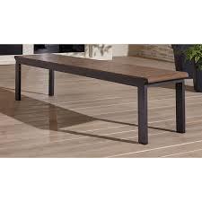 aluminum crate barrel. Aluminum Coffee Table Elegant Rocha Dining Bench Crate And Barrel