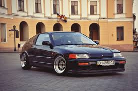 Featured Ride: Andrew's 1991 CRX - Stance Is Everything