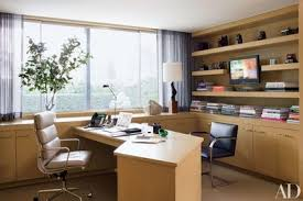 Home office design Black In Beverly Hills Office Decorated By Brad Dunning The Eamesdesigned Swivel Chair Is By Herman Architectural Digest 50 Home Office Design Ideas That Will Inspire Productivity