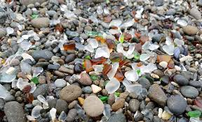fascinating facts about italian culture glass beach fort bragg california