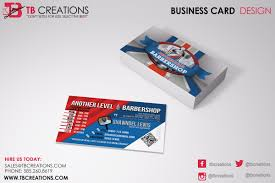 barbershop business cards another level barbershop business cards tb creations rochester ny