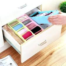 tie drawer organizer tie drawer 5 cells plastic organizer storage box tie bra socks drawer cosmetic