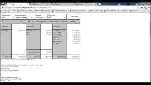 Online Payslip Template Free Irish PAYE Payroll Calculator That Prints Payslips UPDATED 24 5