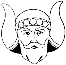 Viking Coloring Page Free Printable Coloring Pages