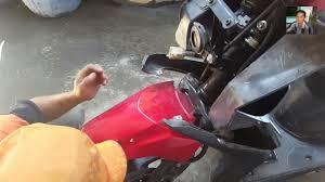cara menyetel kones setir motor cara memperbaiki komstir yang kocak