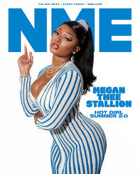 Megan thee stallion reveals when she's graduating from college. On The Cover Megan Thee Stallion I M Really Working On My Dynasty Right Now