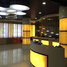 73 translucent stone panel for hotel reception desk hotel front desk accessories awesome translucent stone panel