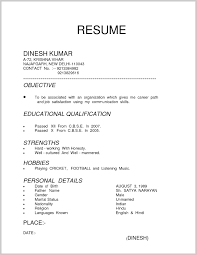 How To Type A Resume Exciting Type A Resume 24 Resume Ideas 1