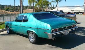 1972 Chevrolet Nova 2 Door Hardtop