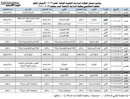 جدول امتحانات التوجيهي في الأردن 2021 ظهر الآن استعلم عنه – مصري فور نيوز