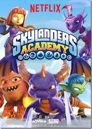 Skylanders Academy Season 2 Premiers October 6 On Netflixfree